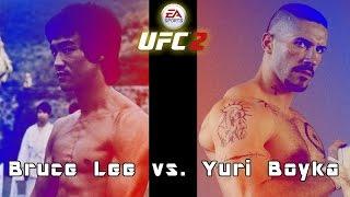 Video Bruce Lee vs. Yuri Boyka | EA Sports UFC 2 Super Fight!! download MP3, 3GP, MP4, WEBM, AVI, FLV Desember 2017