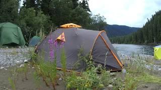 Обзор палатки Катунь 3