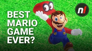 Is Super Mario Odyssey the Best Mario Game Ever?
