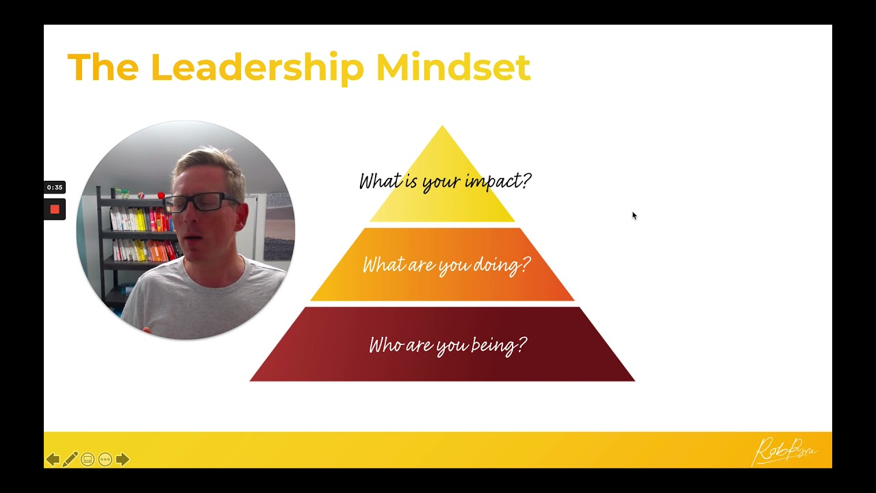 The Leadership Pyramid