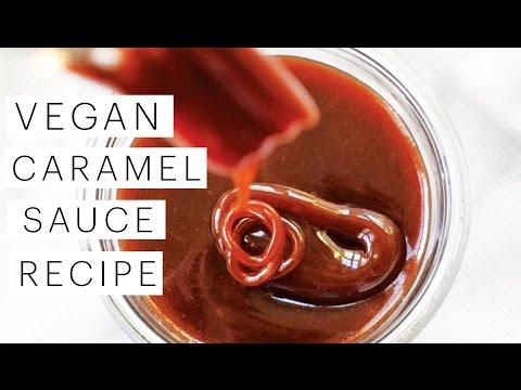 Vegan Recipe: Salted Caramel Sauce   The Edgy Veg