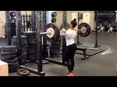 17-year Old Girl Performing Movements Most Guys Can't Do