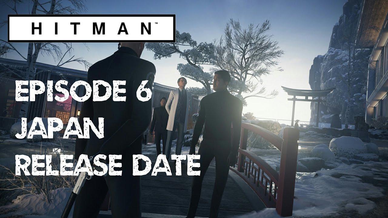 Hitman 6 release date