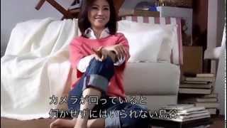 """SMILES"" Music video OFF SHOT 2/2 Hitomi Shimatani Japan."