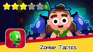 Zombie Tactics Walkthrough soldiers fight strategy war z Recommend index three stars