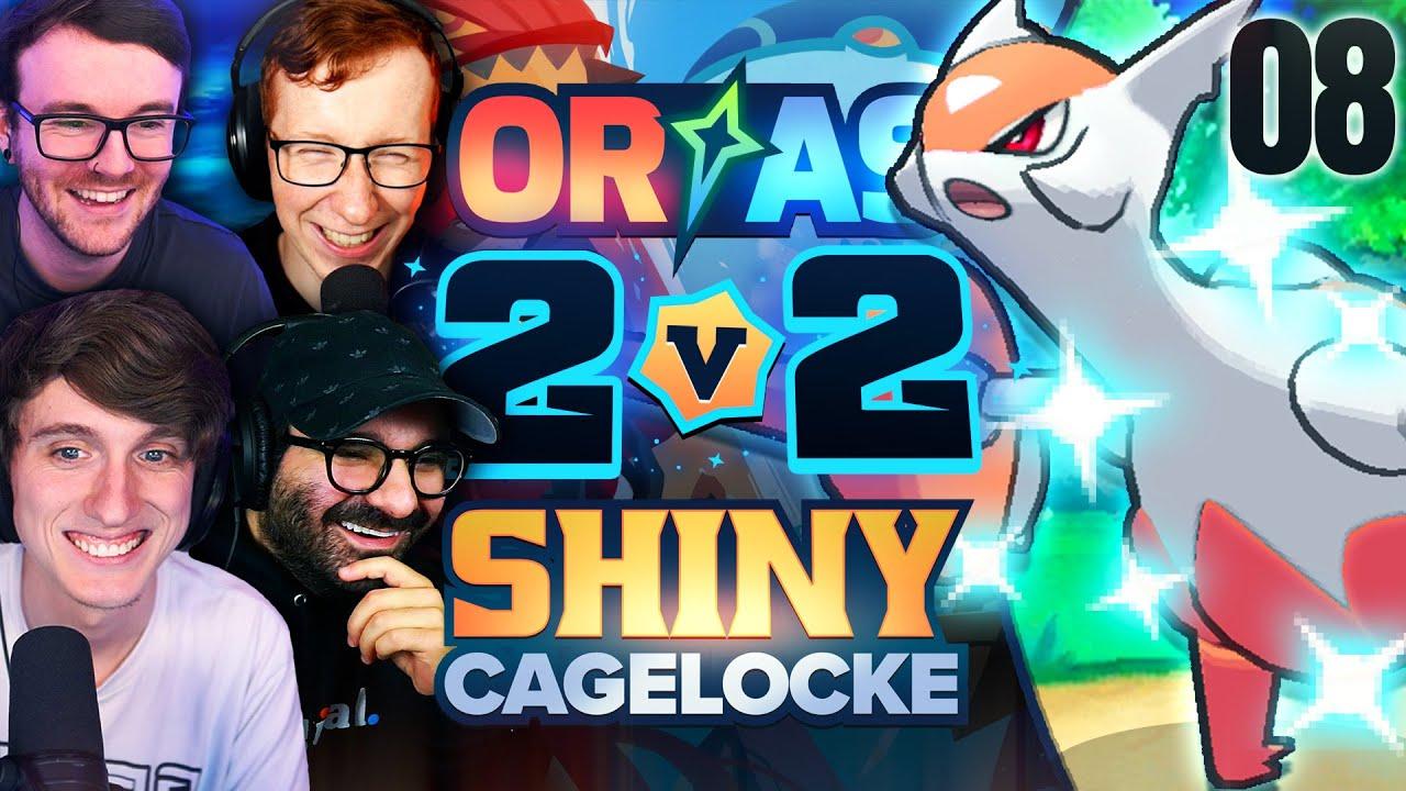 Download THE ULTIMATE DEBATE • Pokemon ORAS 2v2 Shiny Cagelocke • EP08