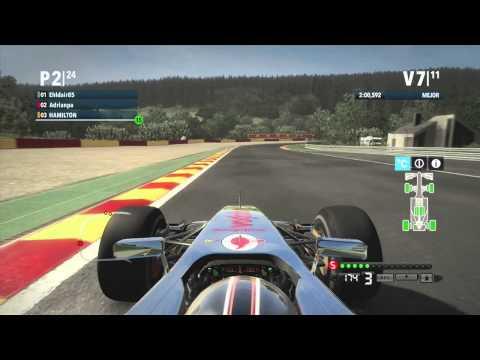 Shell Belgian Grand Prix, Circuit de Spa-Francorchamps - Formula 1 2012 (03 - 01 - 2013)