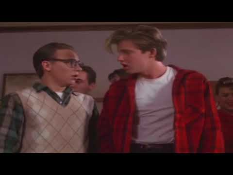 Book of Love 1990 Movie Scene Twillers Party