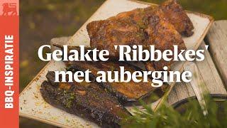 Ribbekes lakken - Grillhacks
