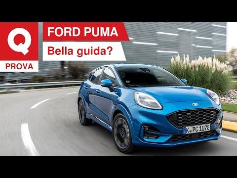 Ford Puma: bella come quella del 1997? La prova definitiva