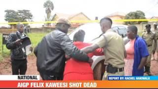 #PMLIVE: AIGP FELIX KAWEESI SHOT DEAD