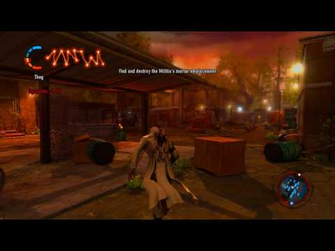 inFamous 2 100% Evil Karma Walkthrough Part 2, 720p HD (NO COMMENTARY)