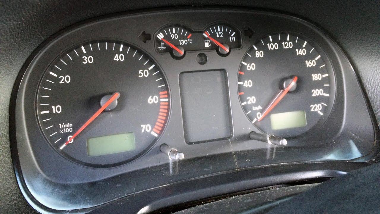 la preț mic produse noi calde pret ieftin TUTORIAL: cum se scot / demonteaza ceasurile de bord VW Golf 4 Mk4 in 3  pasi - YouTube