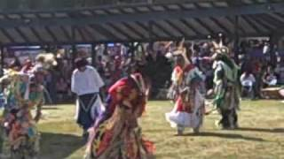 Mens Grass Dance Exhibition (song 2) - Honor the Earth Pow-wow