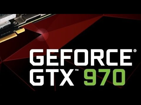 GTX 970 тест производительности в играх!