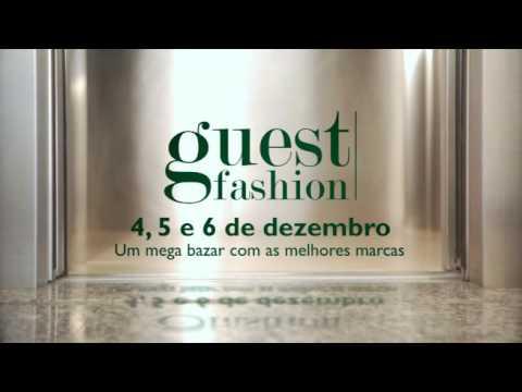 De 04 a 06/12: Guest Fashion Especial de Natal @ Victory Business Hotel