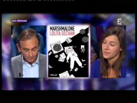 Lolita Séchan - On n'est pas couché 25 septembre 2010 #ONPC