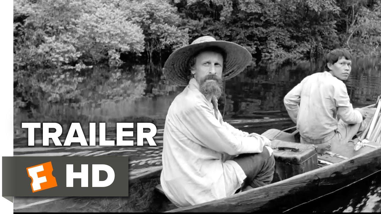 Download Embrace of the Serpent Official Trailer 1 (2016) -  Nilbio Torres, Jan Bijvoet Movie HD