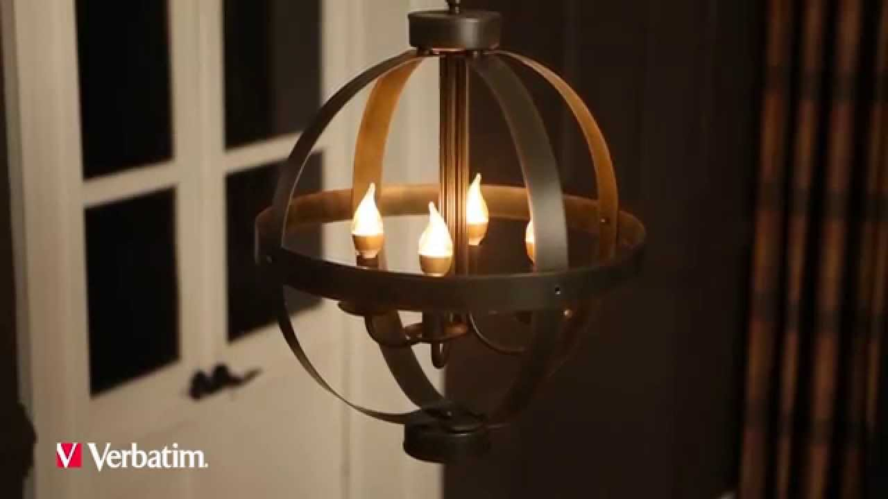 how to make led lights flicker