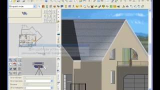 FloorPlan 3D v12 Пользовательский интерфейс.avi