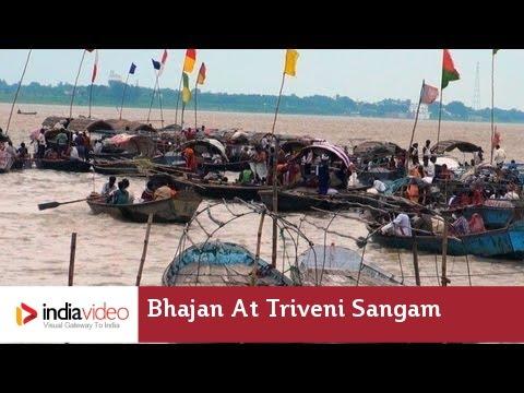 Bhajan at Triveni Sangam