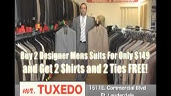 Best Mens Suit  Deals in S. Florida located at 1511 E. Commercial Blvd. Ft Lauderdale Florida 33334