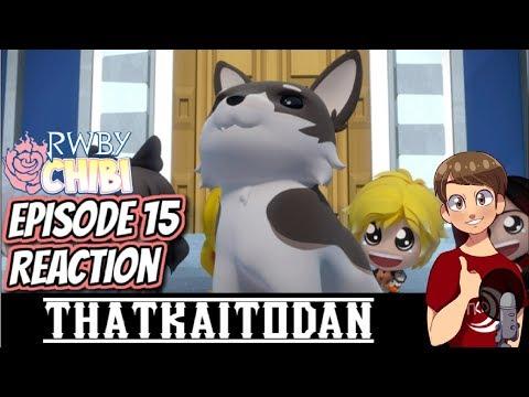 RWBY Chibi Season 3 Episode 15 - Play With Penny Reaction