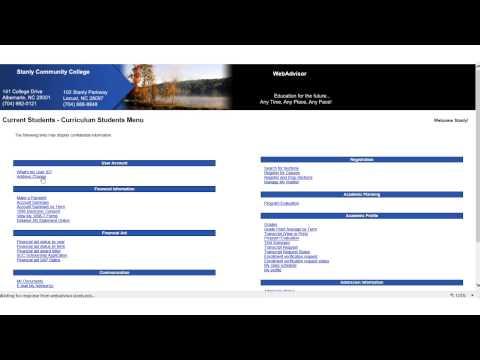 sbccd webadvisor