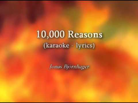 MIX KARAOKE PRAISE & WORSHIP SONG- FOREVER, 10,000 REASONS, LORD I NEED YOU