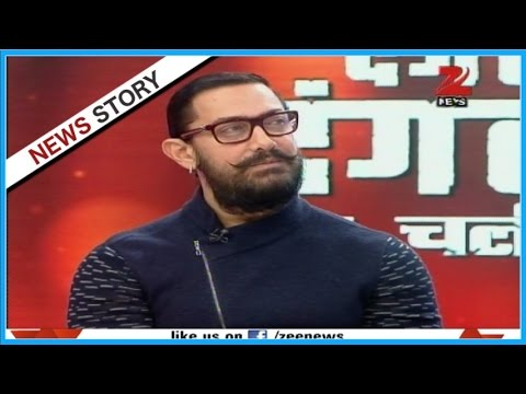 DNA: Exclusive interview of Aamir Khan and team Dangal with Sudhir Chaudhary