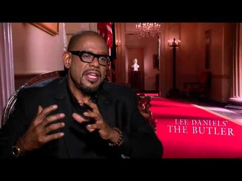 The Butler Forest Whitaker Interview