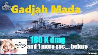 Download Gadjah Mada - 180 K dmg and 1 more sec. before we....