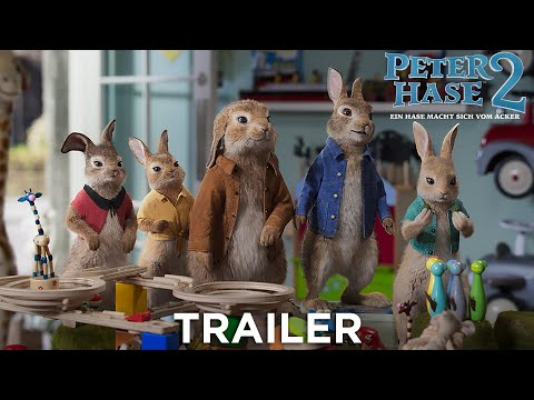 Peter Hase 2 - Trailer F - Ab 26.3.20 im Kino!