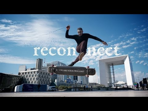 Reconnect - A Longboard Short Film With Abou Seck