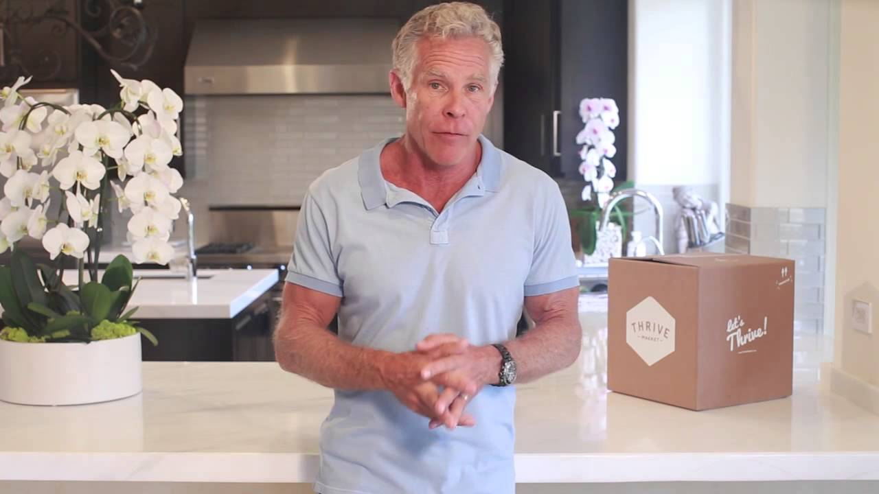 Mark Sisson 2015 mark sisson on how thrive market can change the way you eat paleo