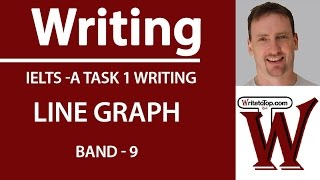 How to Write  IELTS  Task 1 Report ( band 9)