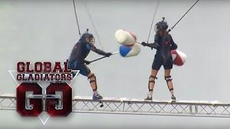 FINALE: OLIVER POCHER gegen LILLY BECKER | Canyon Fight | Folge 6 | Global Gladiators | ProSieben