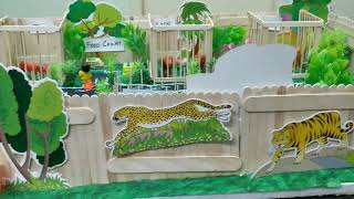 3D MODEL ZOO PROJECT WORK BY SK AZEEZ