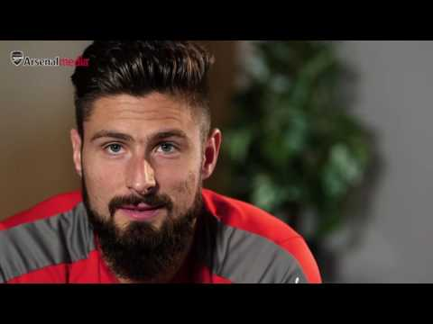 Olivier Giroud - 'It was always Arsenal'