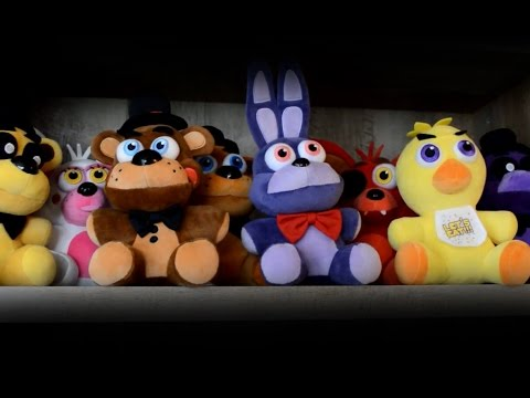 FNaF Funko Plushies Series 1 Review
