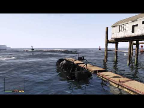 GTA 5 - How To Get Scuba Gear