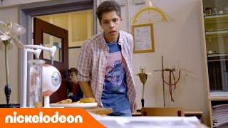 Хантер Стрит | Макс остаётся после уроков | Nickelodeon Россия