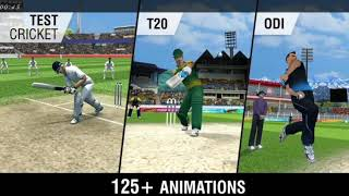 Top 6 Best Graphic Cricket Games Download Free