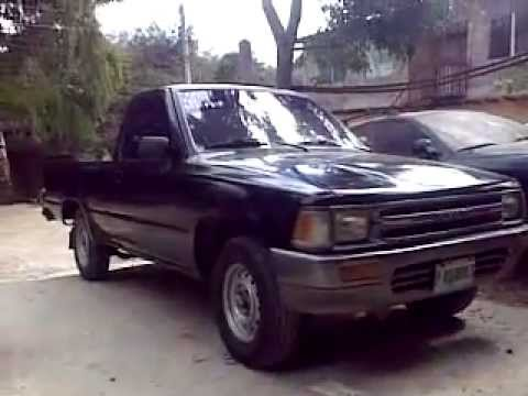 Toyota 22r Mp4 Youtube