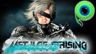 Metal Gear Rising Revengeance | THE MOST BADASS NINJA GAME EVER!!
