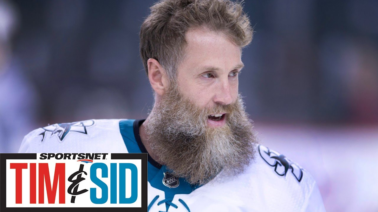 Joe Thornton Believes Toronto Maple Leafs Are Stanley Cup Contenders | Tim and Sid -