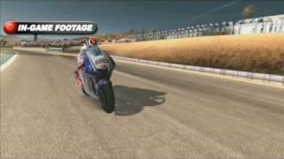 MOTOGP 09/10 gameplay video 2