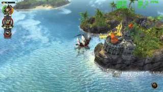 Pirates of the Black Cove - PC Gameplay - FRAPS recorded in HD 1080P