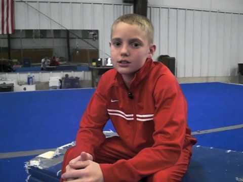 Video Johnny Jacobson-Level 9 Gymnastics 3GP MP4 HD