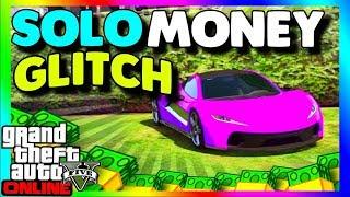 *SOLO* NO CUSTOM PLATES | UNLIMITED MONEY GLITCH | CAR DUPLICATION GLITCH GTA 5 ONLINE 1.43 1.44